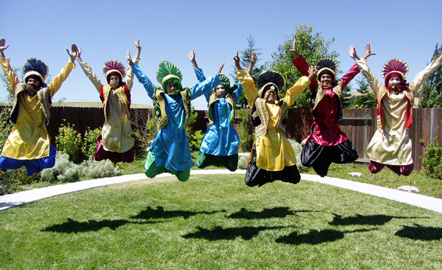 Bhangra Classes 2005